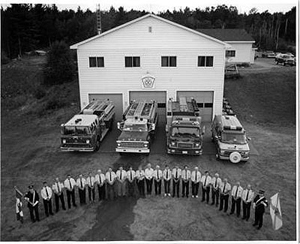 Conquerall Bank Fire Department